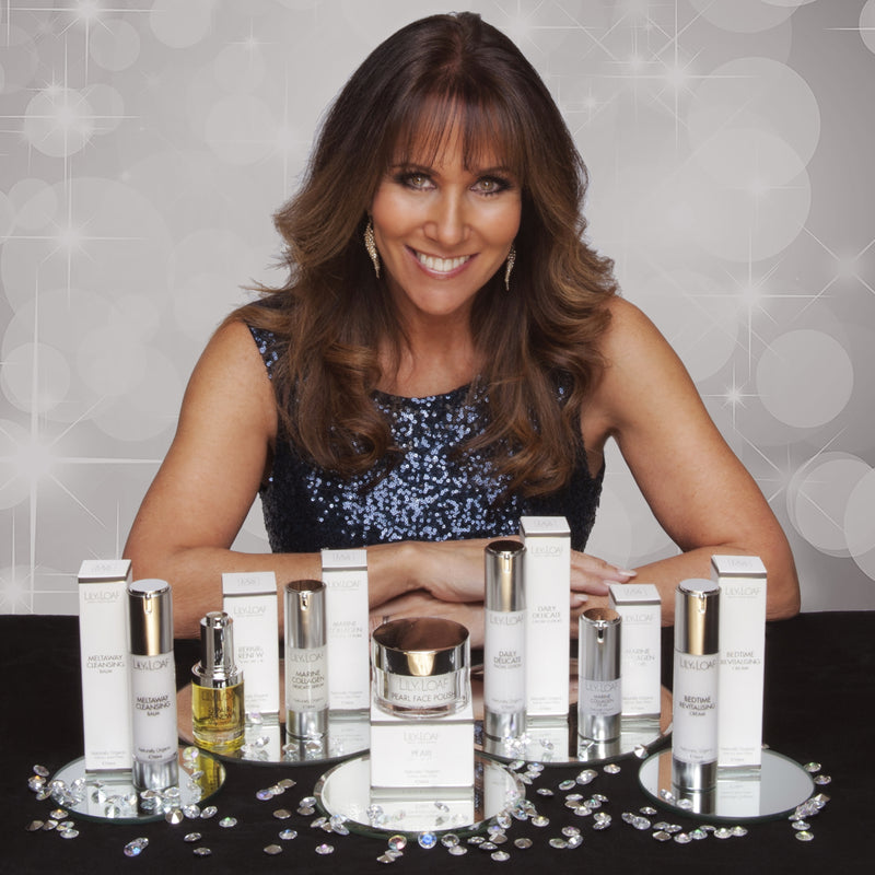 Linda Lusardi Luxury Seven Skincare Collection
