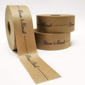 CUSTOM PRINTED KRAFT TAPE