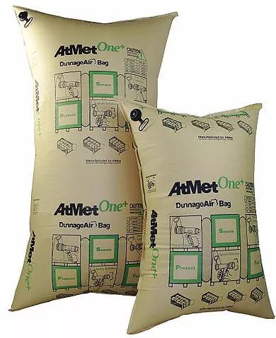 PAPER DUNNAGE BAGS - PAPER & PP WOVEN LAMINATION OUTER BAGS
