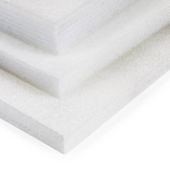 VENTED PE FOAM/HDPE FILM