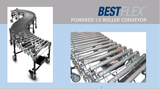 BESTFLEX - POWERED 1.5 ROLLER CONVEYOR