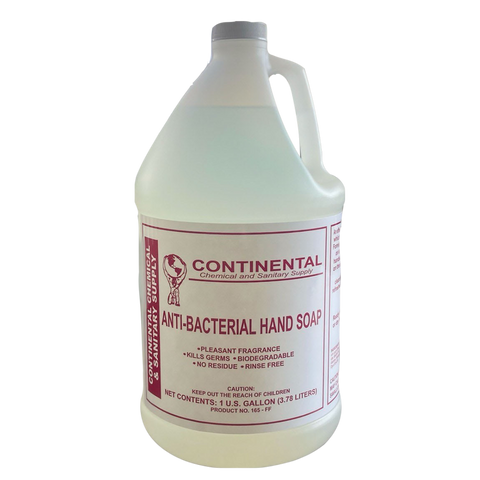 1-Gallon Anti-Bacterial Hand Soap
