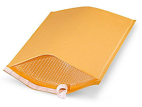 JIFFYLITE GOLD BUBBLE MAILERS