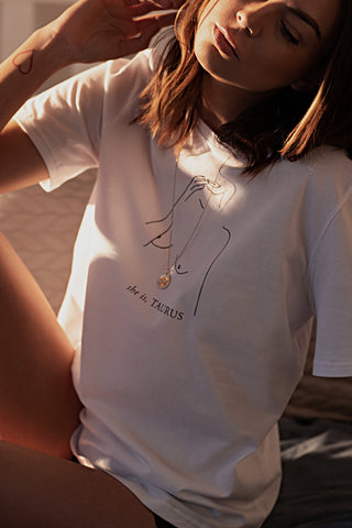 TUGA Taurus Star Sign Tee