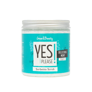 Hai aggiunto YES PLEASE Scrub Corpo Delicious Mint al tuo carrello.
