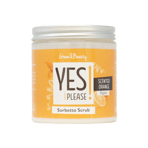 Hai aggiunto YES PLEASE Scrub Corpo Energizzante Scented Orange al tuo carrello.