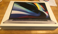 Apple MacBook Pro 16 2019 i9 32GB 2TB 5500M