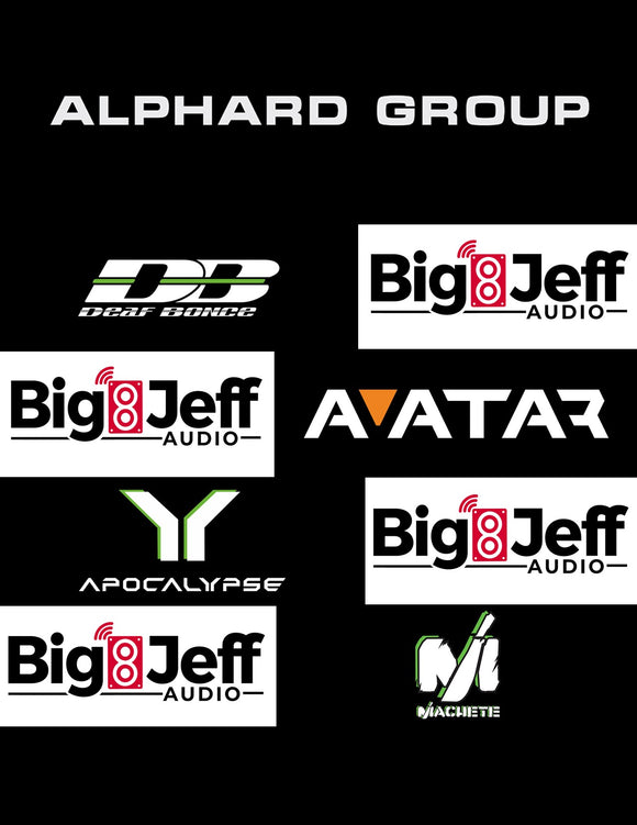 Deaf Bonce and Avitar are now apart of the Big Jeff Audio Brands