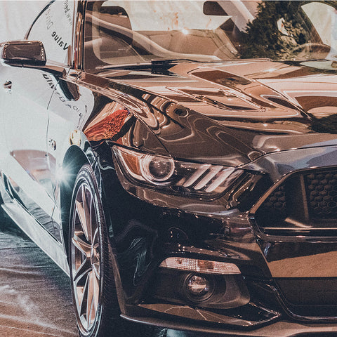 image of cool Ford Mustang
