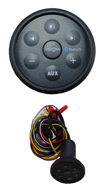 InstallBay Bluetooth Audio Receiver Flush Mount Wire Harness IBR65