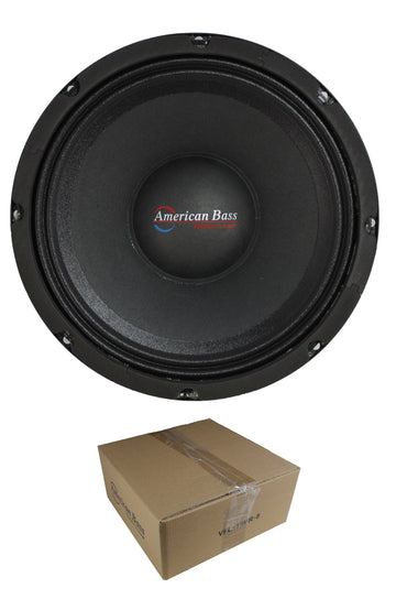 "American Bass 10"" VFL Series 500W 8 Ohm Midrange with Bullet VFL10MR"
