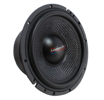 "6.5"" Midbass Open Back Speaker 350W 4 Ohm Pro Car Audio Mids VFL-65MB"