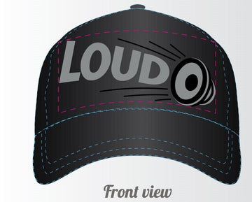 Official Big Jeff Audio Loud Car Audio Fitted Hat Big Jeff Online