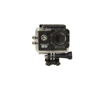 Waterproof Action Camera With Case 120 Degree View Wide Angle Lens 1080p