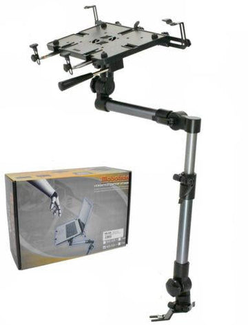 "Mobotron Heavy-Duty Vehicle Laptop Mount, Hold 10""-17"" Laptop Tablet MS-526 NEW"