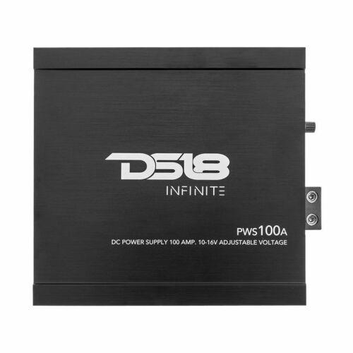 DS18 PWS100A AC 12V 10 to 16 Volt DC 100 Amp Power Converter RV