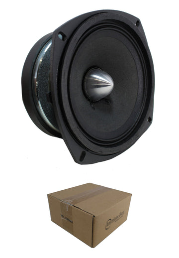 "5.25"" Midrange Speaker 350W 8 Ohm Pro Car Audio Mids VFL 525MR"