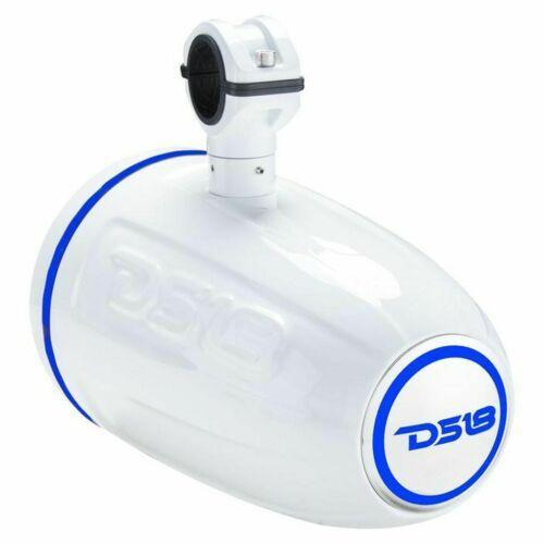 Ds18 Hydro 8 Wakeboard Pod Tower Speakers Rgb Led Atv Utv Boat Nxl8Tp White Consumer Electronics >