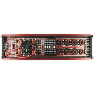15,000W RMS 2 Channel Monoblock SPL Amplifier Competition Amp DS18 SPL5K1
