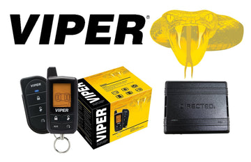 Viper Entry Level LCD 2-Way Security and Remote Start + DB3 Bypass Module 5305V