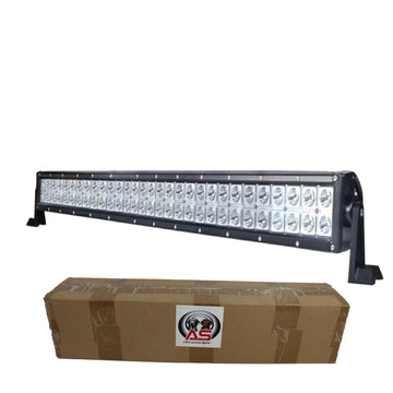 "DS18 22"" 120 Watt Offroad Dual Row LED Light Bar Flood Spot Combo"