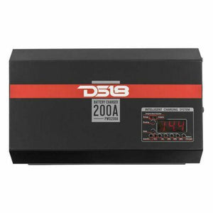 DS18 PWSI200A Automatic Battery Charger 200A Charging output Digital level LED