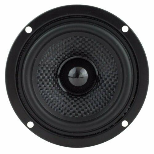 "2x 3.5"" Car Full Range Loud Speakers - 4 Ohms 100 Watts 4 Ohm DS18 Elite Z-354"