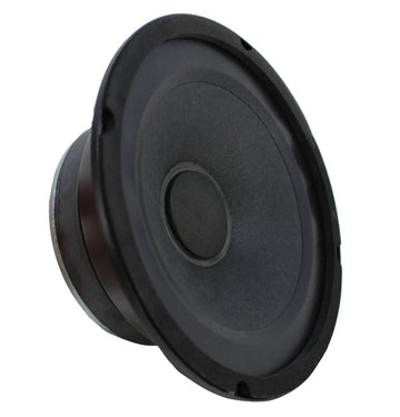 "6.5"" Midrange Speaker 300W 8 Ohm Pro Car Audio American Bass SQ-6"