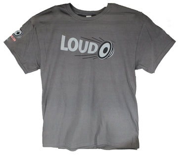 Official XXL Big Jeff Audio LOUD Logo T-Shirt Big Jeff Online