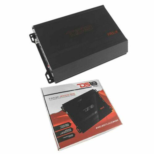 2 000 Watts Rms Class D Mono Block Amplifier Full Range Digital Amp Ds18 Frx2K Consumer Electronics