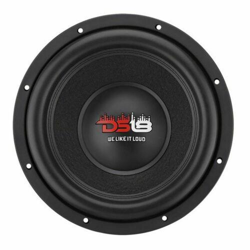 "10"" Subwoofer 1400W Dual 4 Ohm Car Bass Sub Woofer Speaker DS18 Elite Z-VX10.4D"