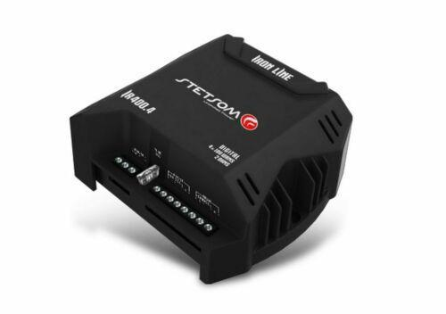 Stetsom Ir400.4 2 Ohms Iron Line Car Audio 400W Compact Amplifier 4 Channel Consumer Electronics >