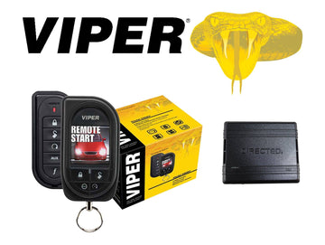 Viper Color OLED 2-Way Security Remote Start System + DB3 Bypass Module 5906V