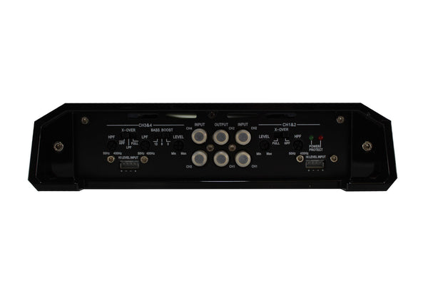 1500W 4 Channel Class A/b Linkable Amplifier W/ Led Accents T4.1500L Consumer Electronics > Vehicle