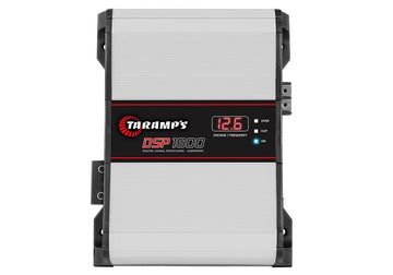 Taramp's DSP-1600 Class D 1 Ohm 1600W 1 Ch Amplifier w/ Built in DSP