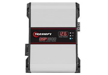 Taramp's DSP-1600 2 Ohm 1 Ch 1600W Class D Amplifier w/ Built in DSP