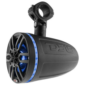 "2x 6.5"" Wakeboard Tower Speaker 450W RGB LED DS18 NXL6TPBKNEO"