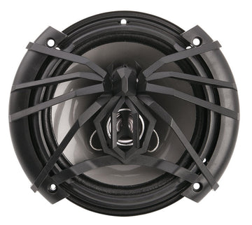 "Pair of SoundStream Arachnid 6.5"" 300W 4 Ohm 3 Way Coaxial Speakers AF.653"