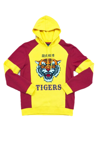 Kloud9 Osaka Tiger Fleece Pull-Over Hoodie