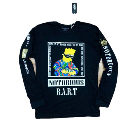 Notorious B.A.R.T Long Sleeve T-Shirt