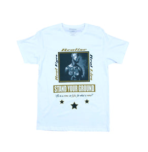 Stand Your Ground T-Shirt (White)