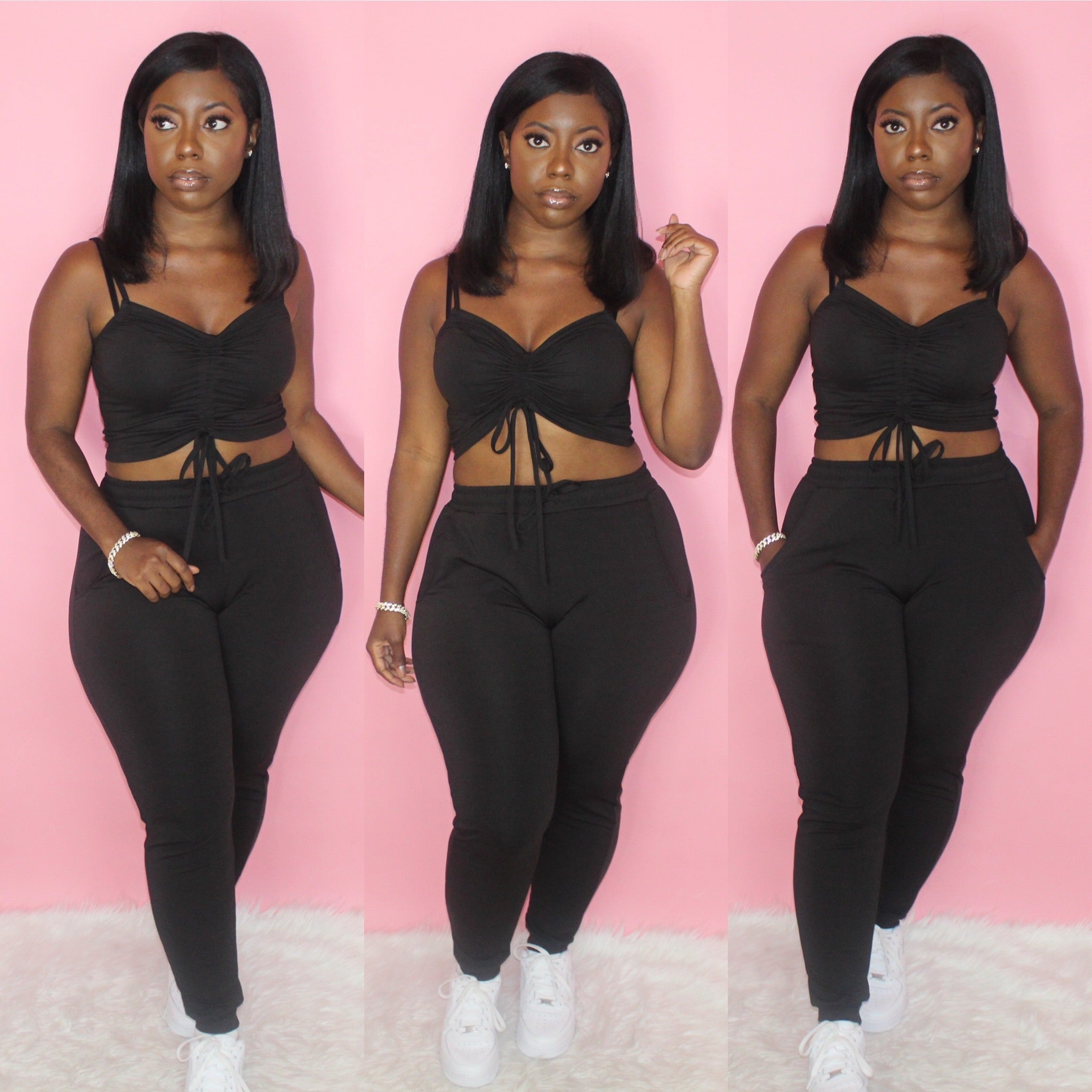 Pretty Basic Set(Black)