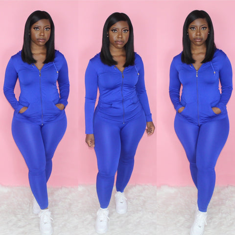 Lounging Set (Royal)