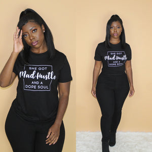 Mad Hustle (Black)