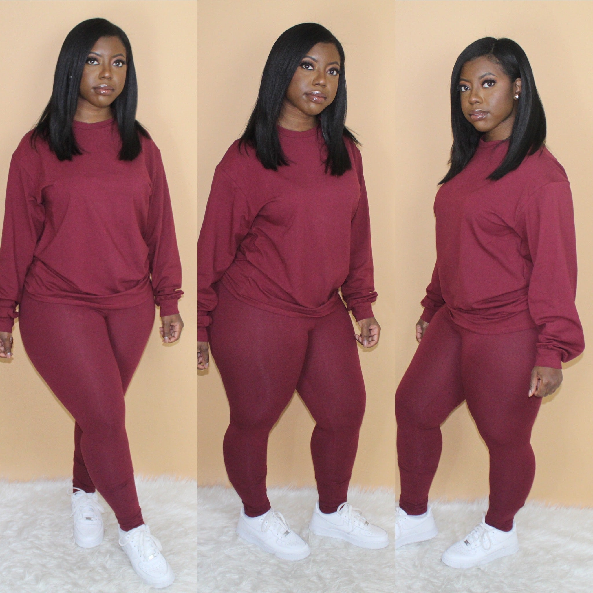 Essential Set(Burgundy)