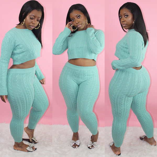 Kianna Knit Set