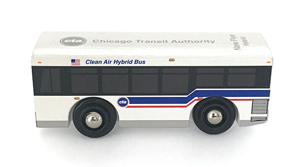 CTA New Flyer Hybrid Bus