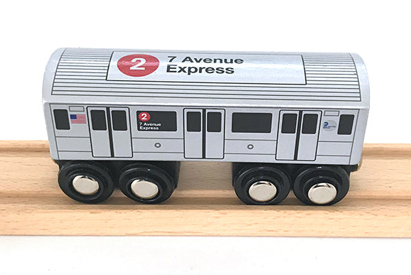 2-Train  7 Avenue Express