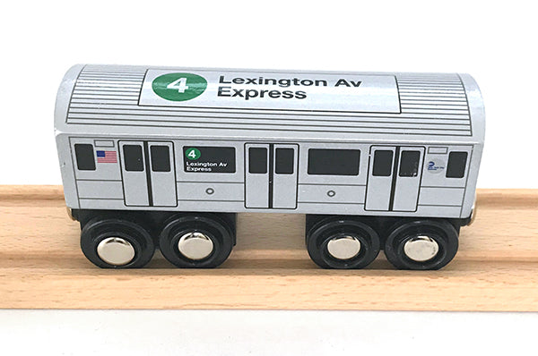 4-Train   Lexington Av Express