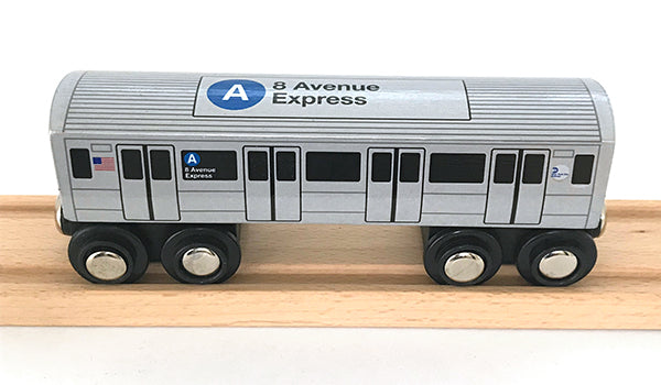 A-Train   8 Avenue Express